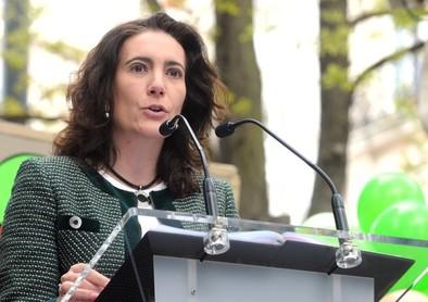 Josefa García -Chiriac.Ex- Consejera de Cultura Junta de Castilla y León.