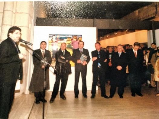 Inauguración.2003