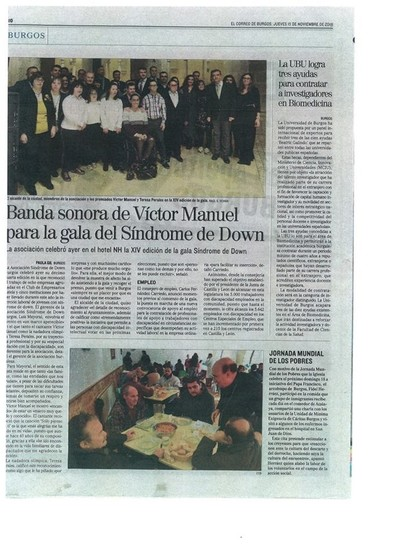 El Mundo-el Correo de Burgos 15.11.2018
