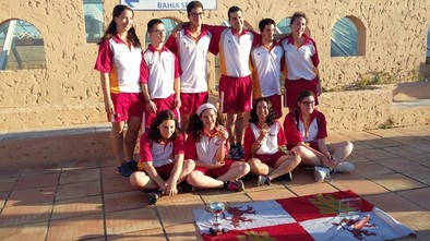 Nacional natación Cádiz 2015