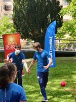 Día de la Fundación Decathlon Burgos