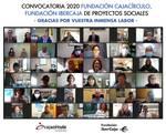 Las fundaciones Ibercaja y Caja Círculo asignan 3.500€ a Down Burgos