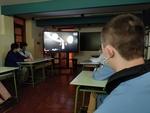 EL colegio especial Estela visitó el Planetario de Madrid