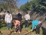 El servicio de Estimulación Cognitiva ( Apoyo-Talleres) de Down Burgos trabaja el huerto sostenible